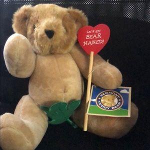 """Vermont Teddy Bear """"Be Bear"""""""
